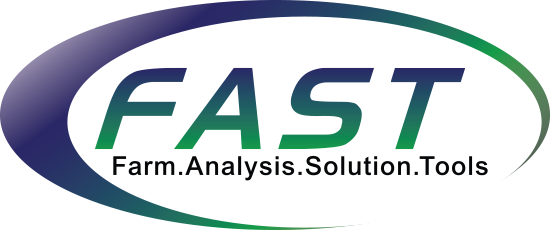 Farm. Analysis. Solution. Tools (FAST) Logo
