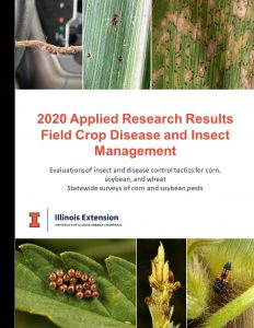 Image of the 2020 Applied Research Results cover